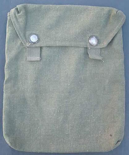 Document Bag / Pouch - Wehrmacht ?