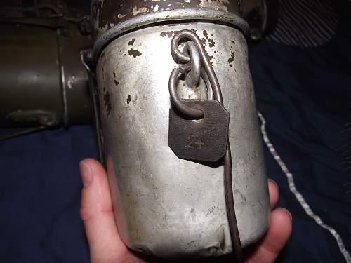 My German mess tin collection