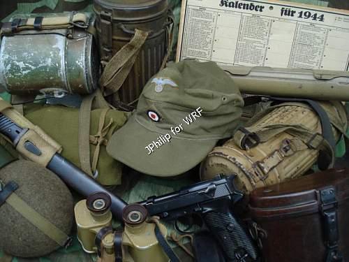 My german gasmask collection