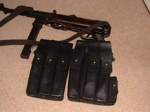 MP40 Pouches