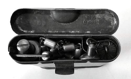 RG34 cleaning kit..G.Appel 1937