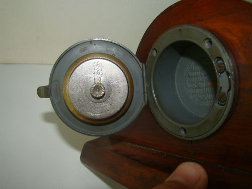 luftwaffe clock out of  plane