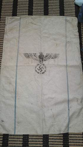 My 1944  Heer Sack
