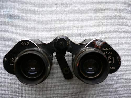 Rare binocular