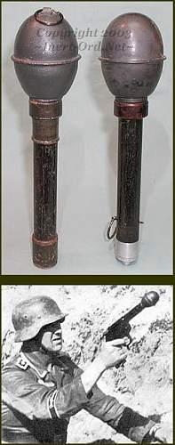 M39 Egg Grenade Relic?