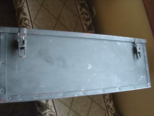 unknown box