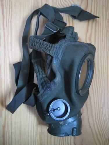 My Kriegsmarine gasmask