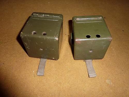 Werhmach BOX identification