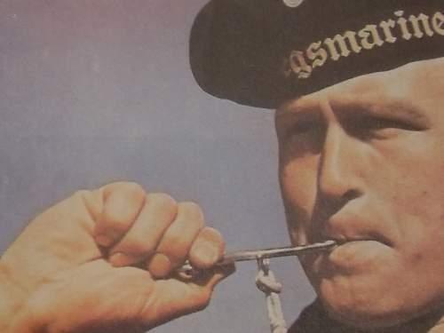 Kriegsmarine whistle ?