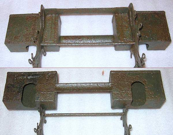 Wanted info on Grenade transport rack