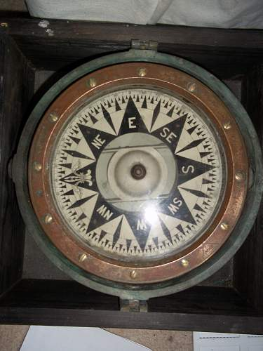 lets see a COMPASS