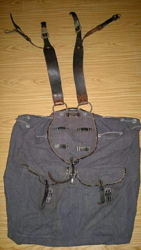 luftwaffe backpack