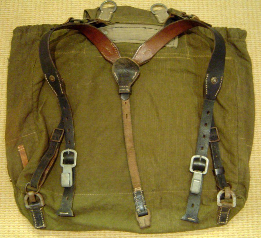 Wehrmacht Assault Pack Ruck Sack