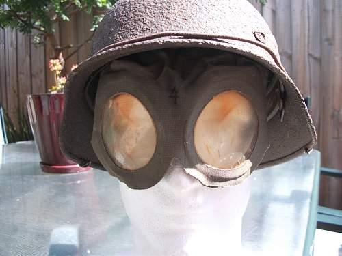 German Goggles