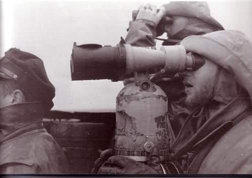 Very interesting BLC range finder??? uboat?????