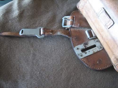 Click image for larger version.  Name:WWII German Saddle Bag (8).jpg Views:672 Size:152.8 KB ID:252235