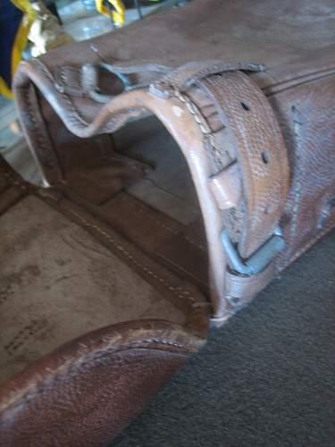 Click image for larger version.  Name:WWII German Saddle Bag (7).jpg Views:99 Size:140.9 KB ID:252244