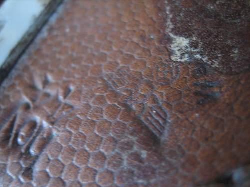 Click image for larger version.  Name:WWII German Saddle Bag (3).jpg Views:75 Size:139.5 KB ID:252247