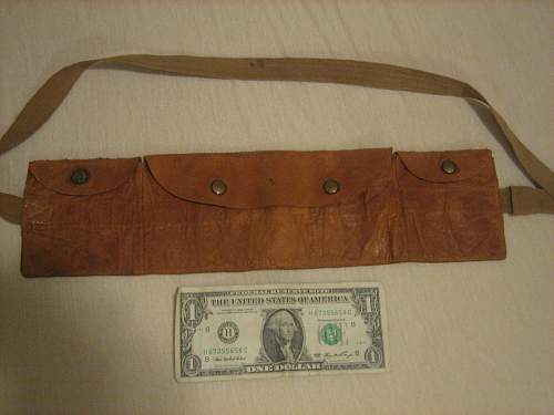 What is this?? Money Belt??