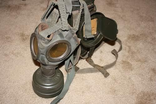 German gasmask.