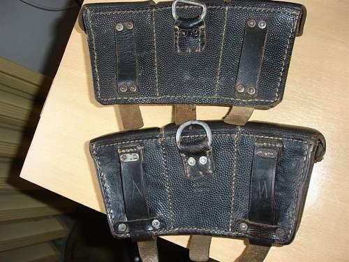 Officer belt? MINT cartridge pouch!