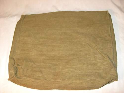 Bekleidungsack 31 (clothing sack)
