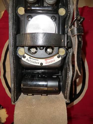 Gluhzundapparat 39