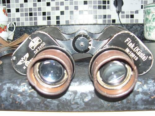 german field glasses