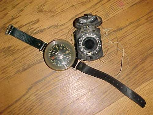 WWII Compass?