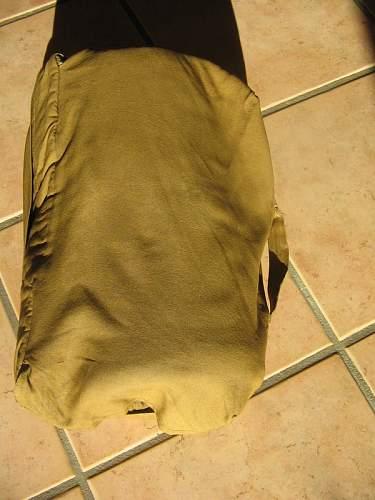 D A K  Sleeping bag for Pilots