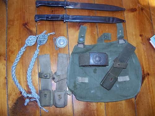 SOS Equipment finds