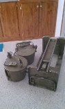 german mg drums and case