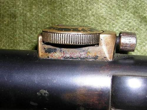 Ajack4x and M91/30 scope