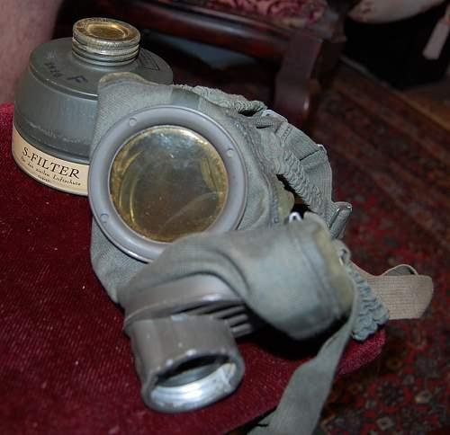 Gas mask opinion