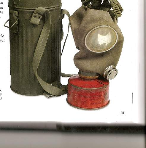 Gas mask mystery!