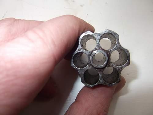 small revolver