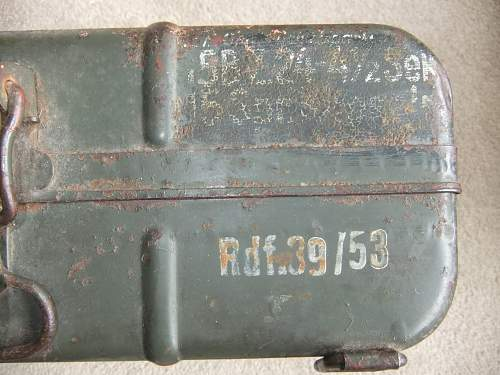 New M24 Grenade Box !!