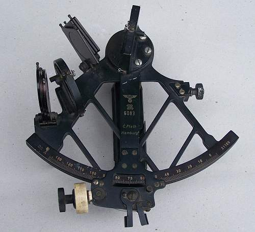 Kriegsmarine compass.... supposed to be off an E boat.