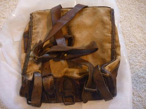 Is this an original Luftwaffe Backpack?