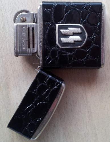 Question - SS lighter, is it real or fake?