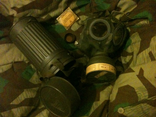 Gas mask Identification?