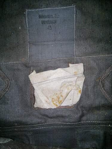 german's bag-1945?
