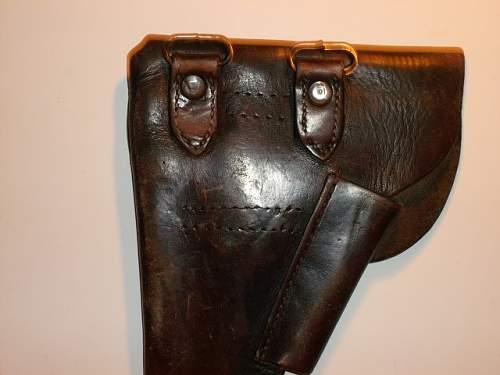 Unknown german holsters WW2? Help please