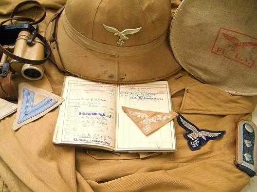 Ordinance Tan equipment
