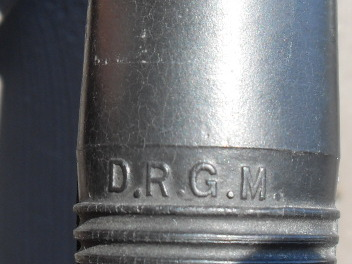 D.r.g.m rubber type trungeon