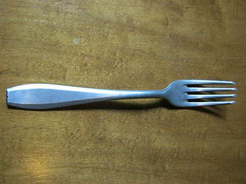 German ww2 fork, marking G.N.L.42
