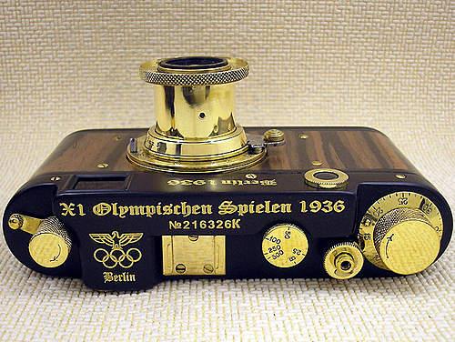 German WW2 camera with eagle. Fake or?