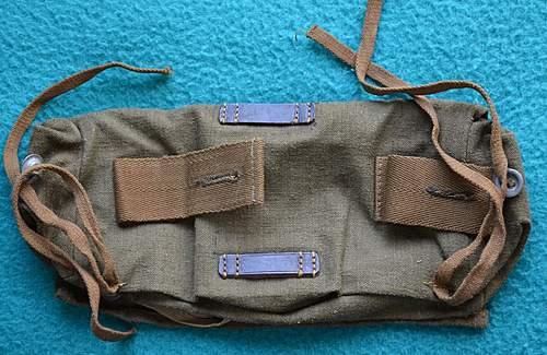 A-frame bag