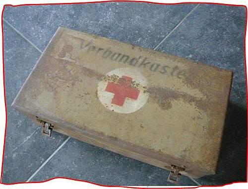 Vehicle Medical Case