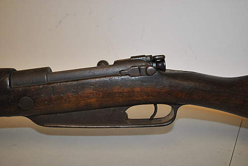 Chinese Mauser